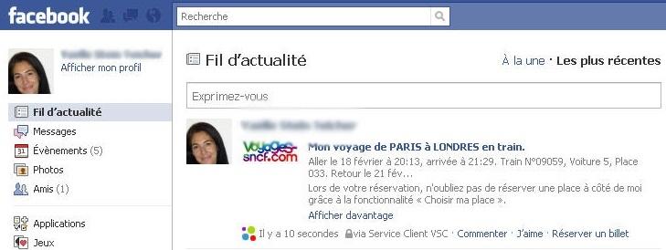 sncf facebook