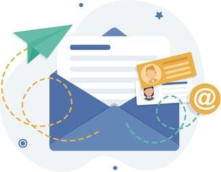 Emailing - lead nurturing