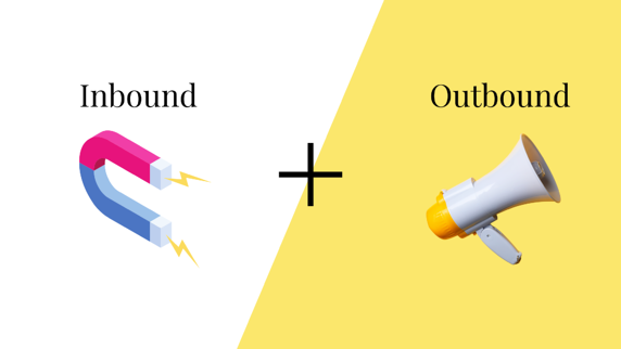 Inbound + Outbound