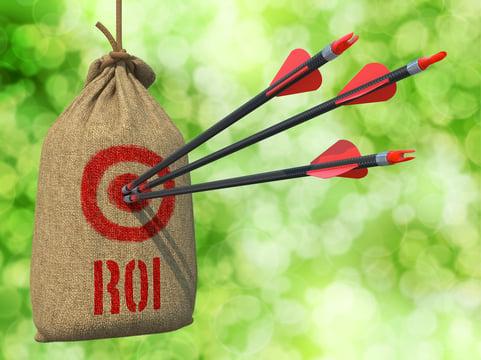 OUtbound marketin vs inbound marketing visé le ROI