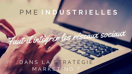 Faut-il intégrer les réseaux sociaux dans la stratégie marketing desPME industrielles?