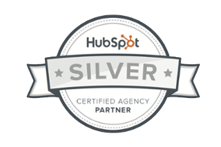 Nile reconnue comme agence inbound marketing partenaire Hubspot Silver
