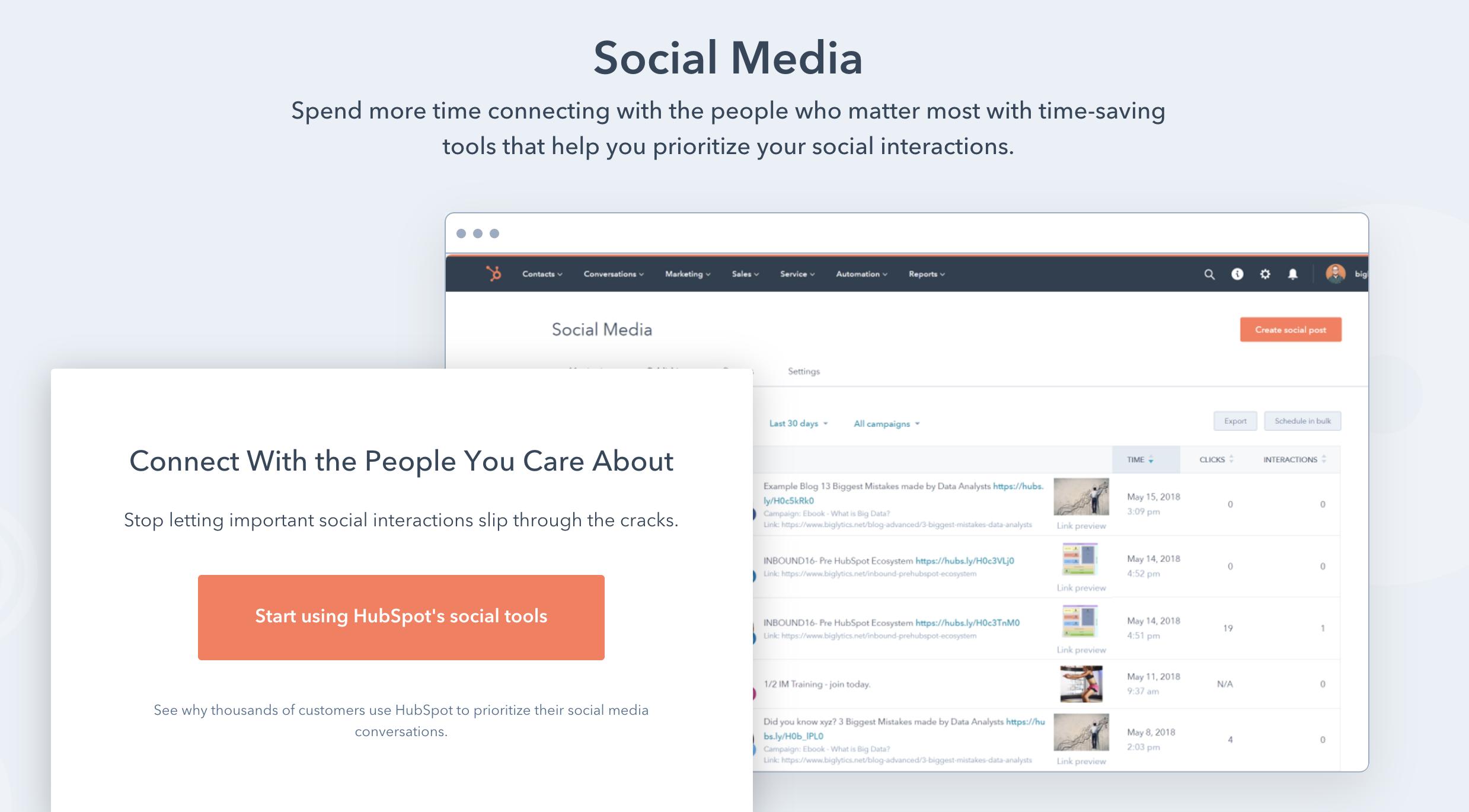 social-medias-hubspot